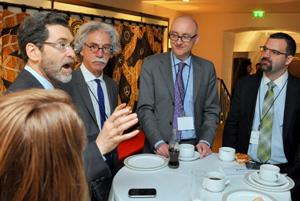 Velvyslanec Eisen na WFG 2014 / Ambassador Eisen at WFG 2014.