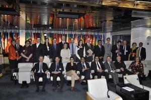 Účastníci 2. výroční konference ENAM