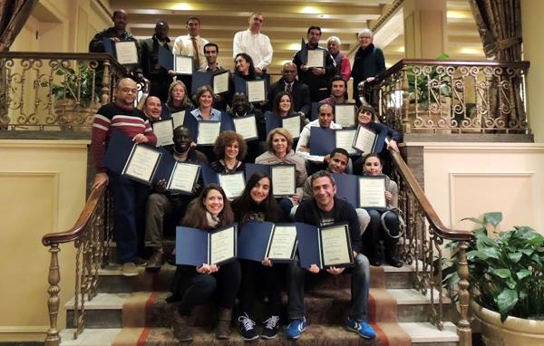 Účastníci programu IVLP