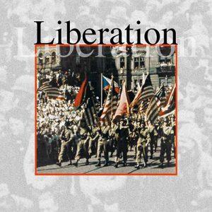 Přebal brožury o osvobození západních Čech