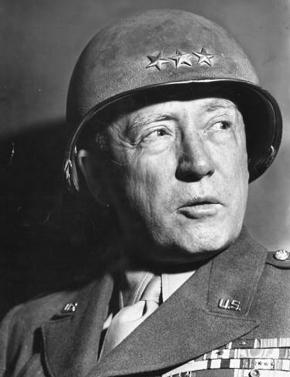 Generál George Patton