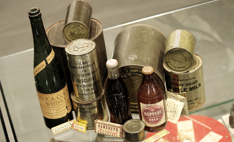 Vojáci a následná hospodářská pomoc ze zámoří dodali potraviny neznámé v poválečném Československu.