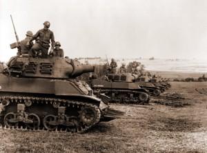 Pattonova 3. armáda v jižních Čechách