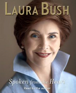 Přebal knihy Laury Bushové