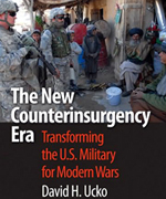 Přebal knihy The New Counterinsurgency. Trasforming the U.S. Military for Modern Wars